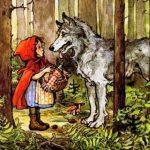 Красная шапочка (Братья Гримм) читать онлайн