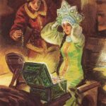 Малахитовая шкатулка читать онлайн