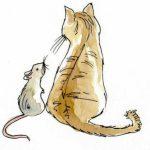 Дружба кошки и мышки читать онлайн