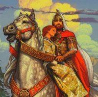 Руслан и Людмила читать онлайн