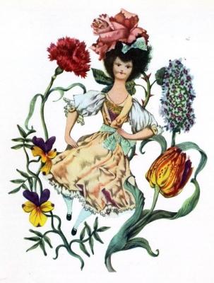 Цветы маленькой Иды читать онлайн