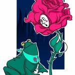 О жабе и розе читать онлайн