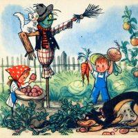 Бабушкин огород читать онлайн