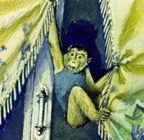 Про обезьянку читать онлайн