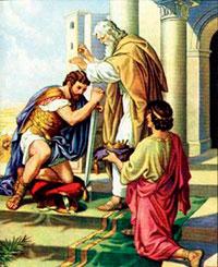 Вторая Книга Царств читать онлайн
