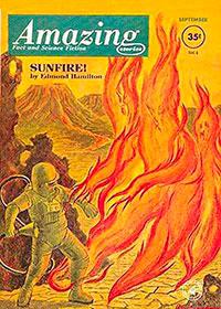 Солнечный огонь читать онлайн