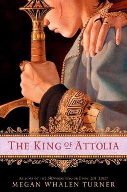 Царь Аттолии читать онлайн